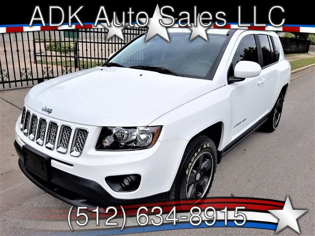 2016 Jeep Compass Latitude FWD CVT