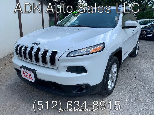 2014 Jeep Cherokee Latitude FWD 9-Speed Automatic