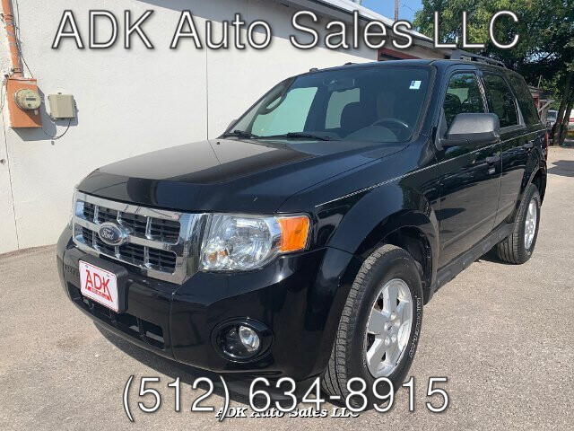 2009 Ford Escape XLT 4WD V6 4-Speed Automatic