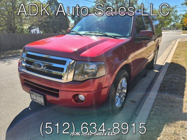 2013 Ford Expedition EL Limited 2WD 6-Speed Automatic