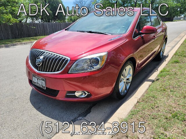 2014 Buick Verano Leather 6-Speed Automatic