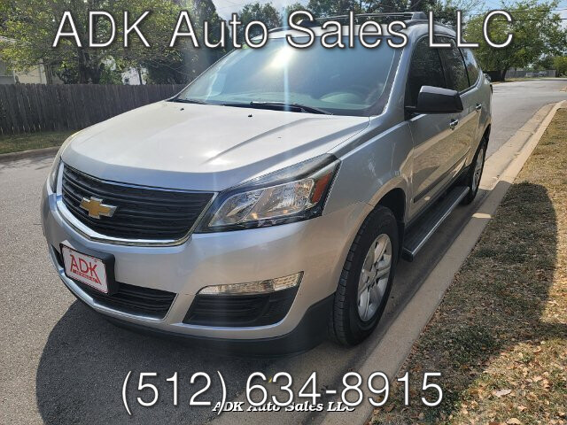 2016 Chevrolet Traverse LS FWD w/PDC 6-Speed Automatic