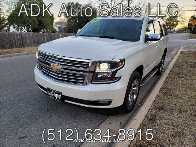2015 Chevrolet Tahoe LTZ 4WD 6-Speed Automatic
