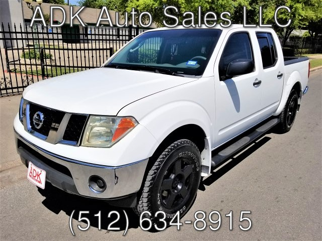 2005 Nissan Frontier SE Crew Cab 2WD 6-Speed Manual