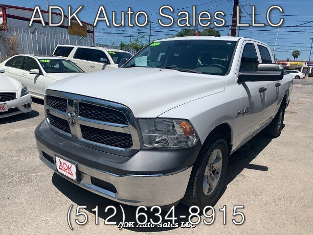 2015 Ram 1500 Tradesman Crew Cab SWB 2WD 8-Speed Automatic