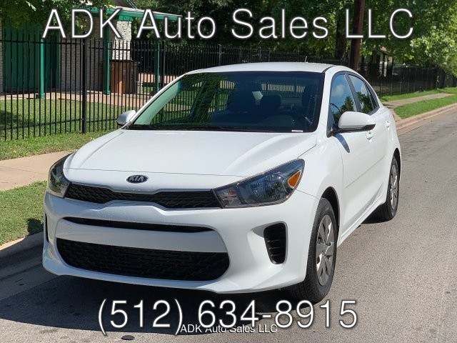 2019 Kia Rio LX 6-Speed Automatic