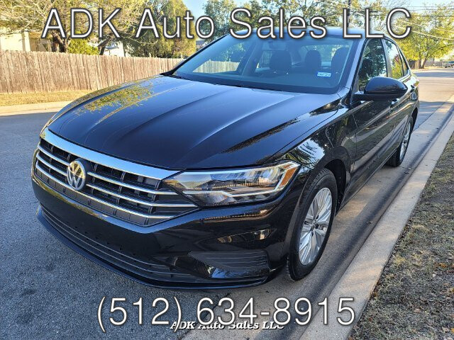 2019 Volkswagen Jetta 1.4T S 8A 8-Speed Automatic