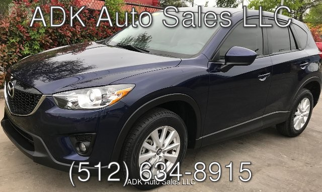 2014 Mazda CX-5 Touring 6-Speed Automatic