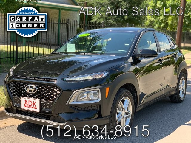 2019 Hyundai Kona SE 6-Speed Automatic