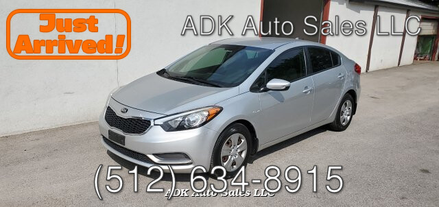 2014 Kia Forte LX A6 6-Speed Automatic