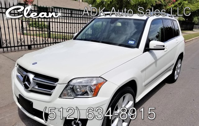 2011 Mercedes Benz GLK-Class GLK350 7-Speed Automatic