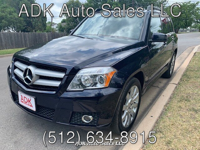 2011 Mercedes Benz GLK-Class GLK350 4MATIC 7-Speed Automatic