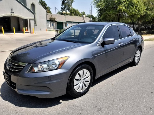 2012 Honda Accord LX Sedan AT 5-Speed Automatic