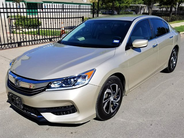 2017 Honda Accord LX Sedan CVT