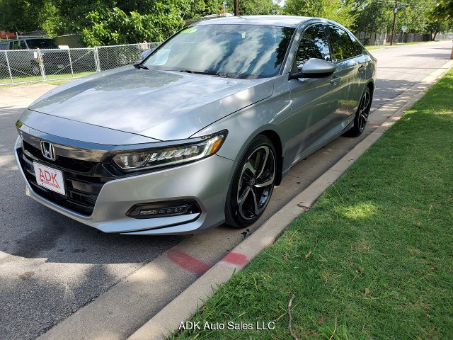 2018 Honda Accord Sport 2.0T 10A 10-Speed Automatic
