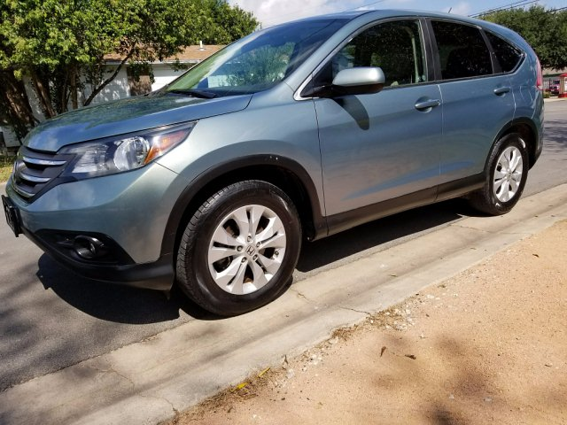 2012 Honda CR-V EX 2WD 5-Speed AT 5-Speed Automatic