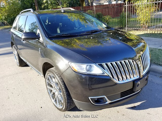 2015 Lincoln MKX FWD 6-Speed Automatic