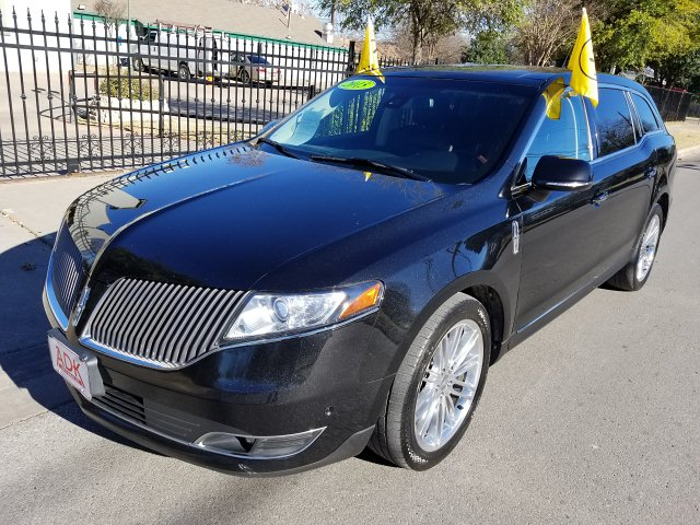 2015 Lincoln MKT 3.5L with EcoBoost AWD 6-Speed Automatic