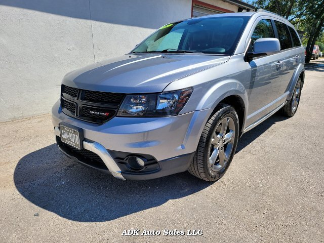 2016 Dodge Journey Crossroad FWD 4-Speed Automatic