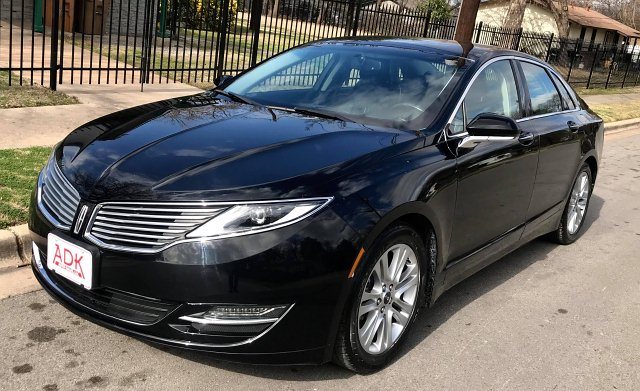 2016 Lincoln MKZ FWD 6-Speed Automatic