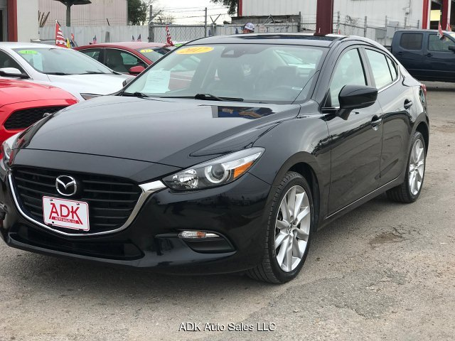2017 Mazda MAZDA3 i Touring AT 4-Door 6-Speed Automatic