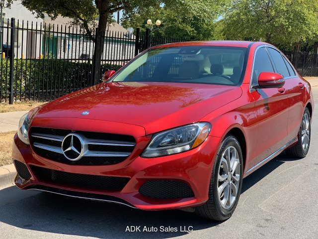 2016 Mercedes Benz C-Class C300 Sedan 7-Speed Automatic