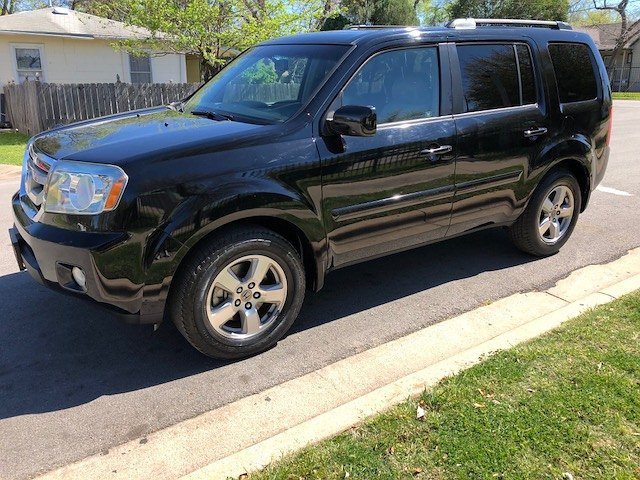 2009 Honda Pilot EX-L 2WD 5-Speed Automatic