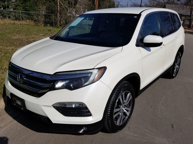 2016 Honda Pilot EX 2WD 6-Speed Automatic