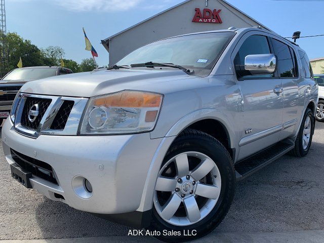 2009 Nissan Armada LE 2WD 5-Speed Automatic Overdrive
