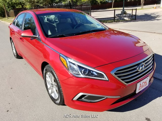 2017 Hyundai Sonata SE 7-Speed Automatic