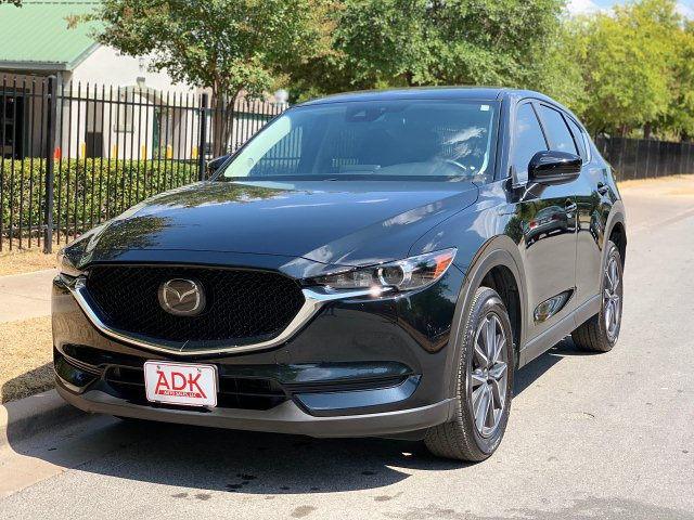 2018 Mazda CX-5 Touring 6-Speed Automatic