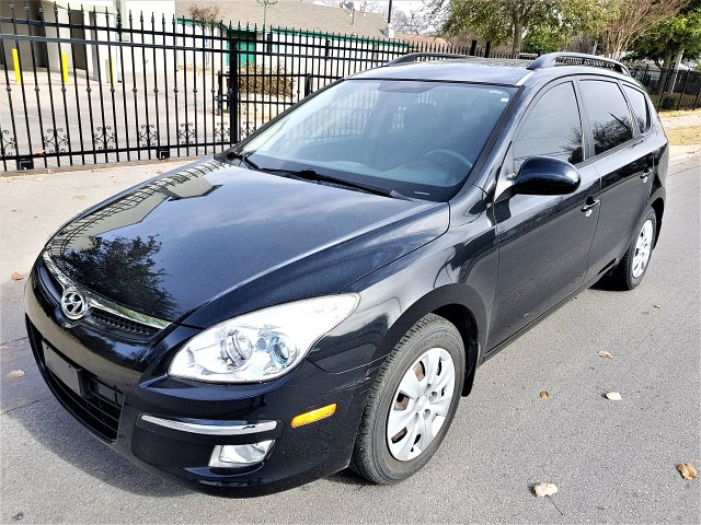 2010 Hyundai Elantra Touring GLS Manual