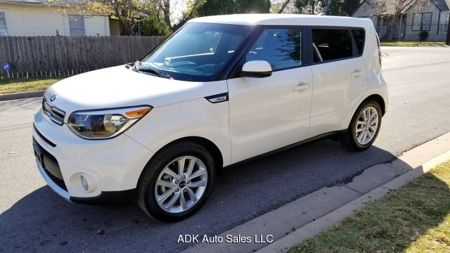 2017 Kia Soul  6-Speed Automatic