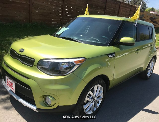 2018 Kia Soul  6-Speed Automatic