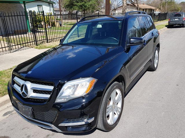 2013 Mercedes Benz GLK-Class GLK350 7-Speed Automatic